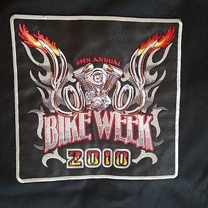 Daytona 69th Bike Week Dickies shirt L